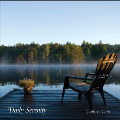 Daily Serenity CD cover
